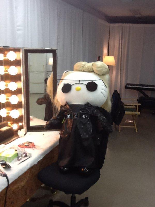 Les peluches Gaga !