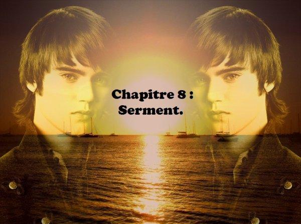 Tome 2 : Huitième chapitre : Serment.