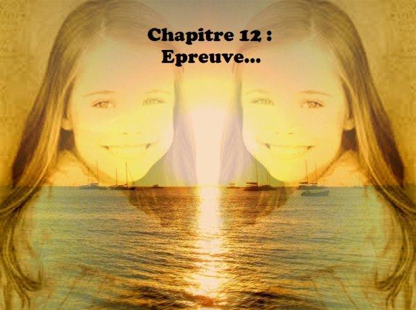 Tome 2 : Douzième chapitre : Épreuve...