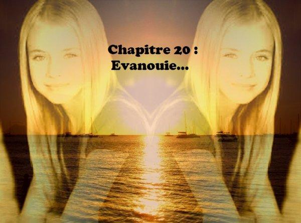 Tome 2 : Vingtième chapitre : Evanouie...