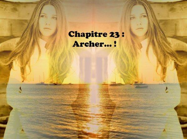 Tome 2 : Vingt-troisième chapitre : Archer... !