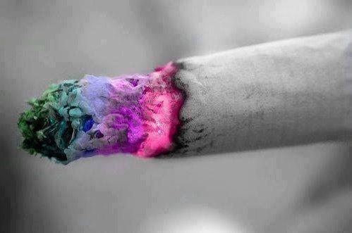 """-Fumer tue. - Bah pourquoi tu fume ? -Je viens de te le dire """"fumer tue""""."""