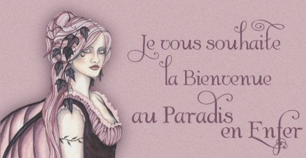 Le paradis en enfer