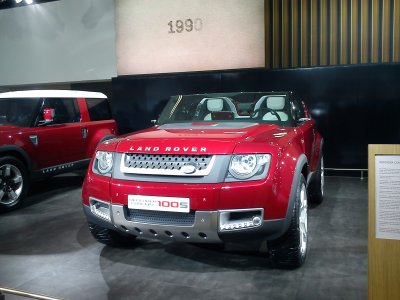 11th Indian Auto Expo 2012