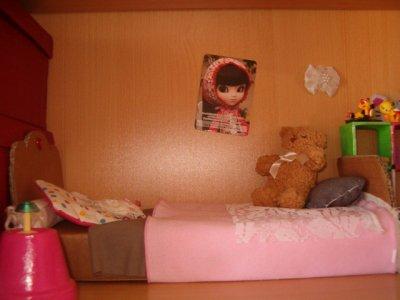 la doll house de ma puce ...