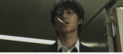 ~ Tout ça pour une cigarette. ~