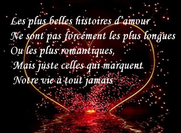 Histoires d amours