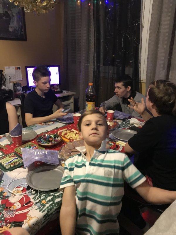 repas de noel 2017