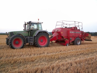 fendt + bautleuse