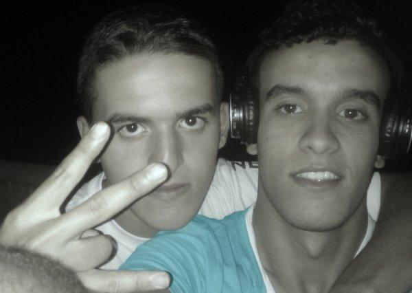 Moi & Mustapha