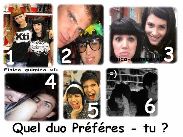 Paula et ... ♥ ?!