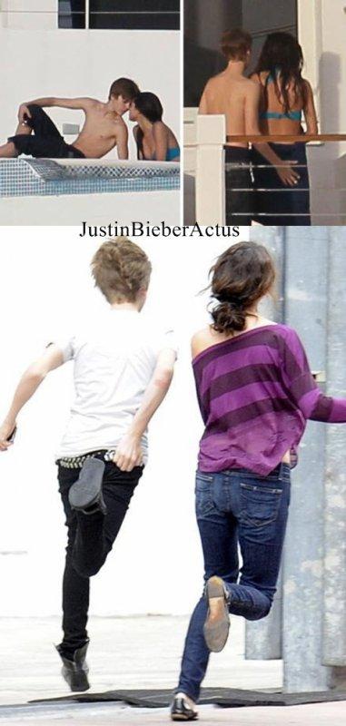 """LE COUPLE """"JELENA"""" FINI ?!   Après l'officialisation de leur couple, certains d'entre vous étaient ravis de la nouvelle, d'autres beaucoup moins. Pour ceux-là, réjouissez-vous car il semblerait que le couple """"Jelena"""" soit bel et bien fini.  Selena Gomez qui avait récemment déclaré dans une interview qu'elle tenait toujours à ses ex petits-amis Taylor Lautner et Nick Jonas , il semblerait que ce soit la même pour Justin Bieber.   Selon un journal people américain, le couple aurait décidé de se séparer. Ce serait même Selena Gomez qui l'aurait lâché car il était trop souvent avec ses exs au téléphone.   Un proche de Selena se confie « Elle a parlé à Justin et au début il a nié la chose mais après il s'est expliqué. Elle lui a dit que leur romance était terminée mais qu'elle comptait rester son amie. » Pensez-vous que c'est une rumeur de plus ou que c'est officieusement terminé entre les deux tourtereaux ?    Article rédigé par Fan2 (arrangé par Kenza) et posté par Kenza"""