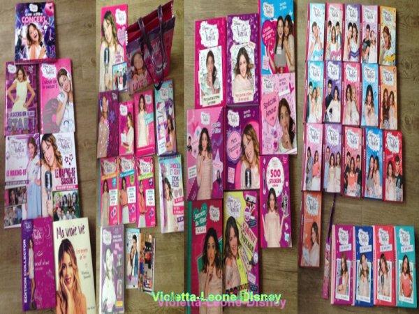 Ma Collection Sur Violetta