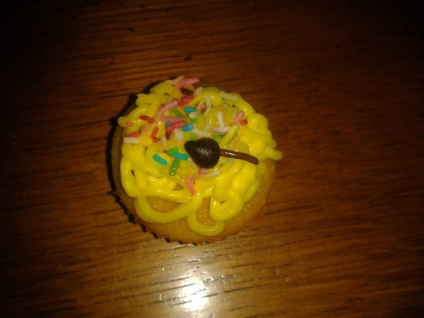 Recette du cupcake
