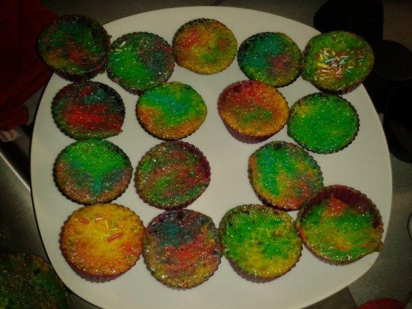 Idées de cupcakes pour Noël