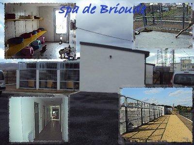 L'histoire du refuge de Brioude