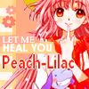 peach-lilac