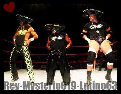 Reey Myssterrio & Hbk & Triple H ♥`