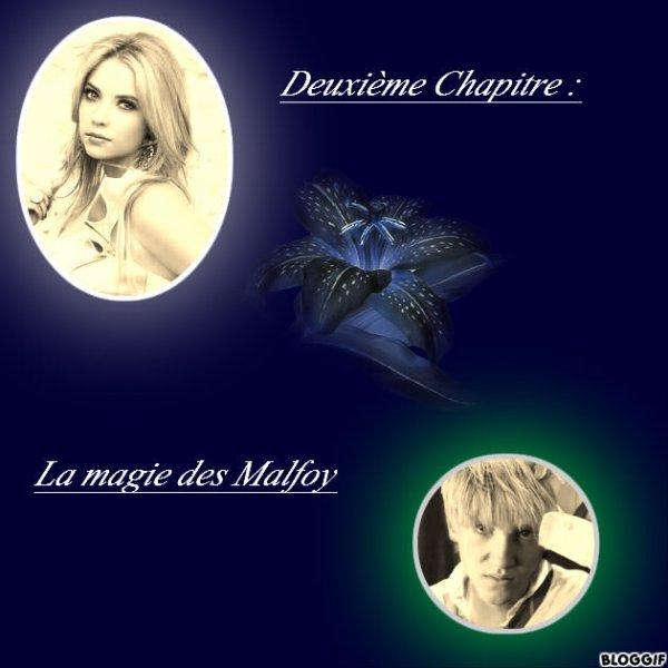 Deuxième Chapitre : La magie des Malfoy