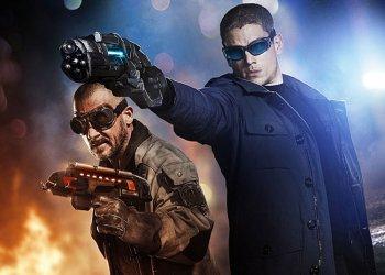 DC : Legends of Tomorrow
