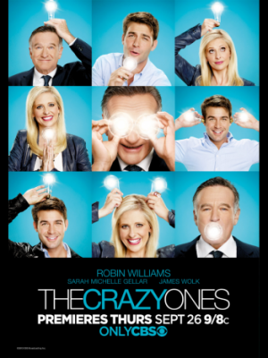 The Crazy Ones : Saison 1