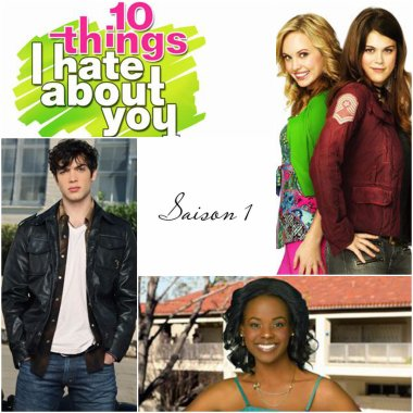 10 Things I Hate About You : Saison 1