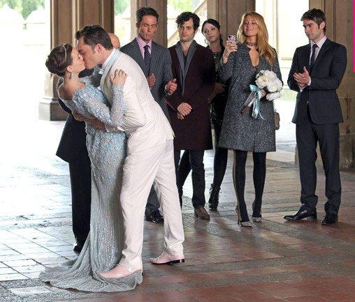 Top 10 des plus beau mariage dans une série : Partie 1