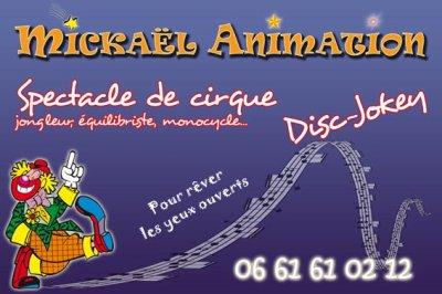 mickael animation dj,amimateur