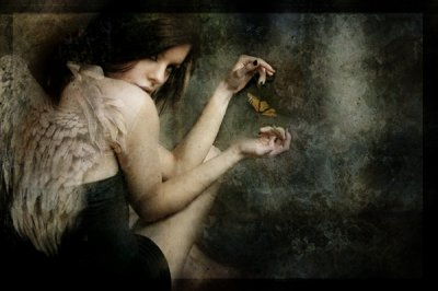 _ Chapitre 1   « Dans toutes les larmes, s'attardent un espoir. »  _