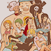 One piece, this is a Miracle. ♥