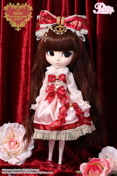 presentation de mes dolls