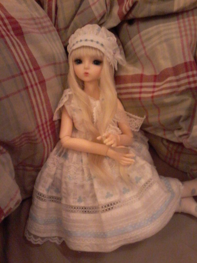 Mes achats à la tea party de jolie doll