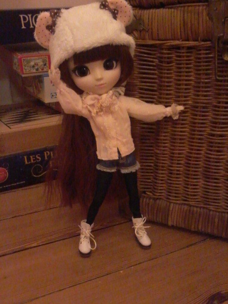 les tenues et vêtements de Misako partie 2