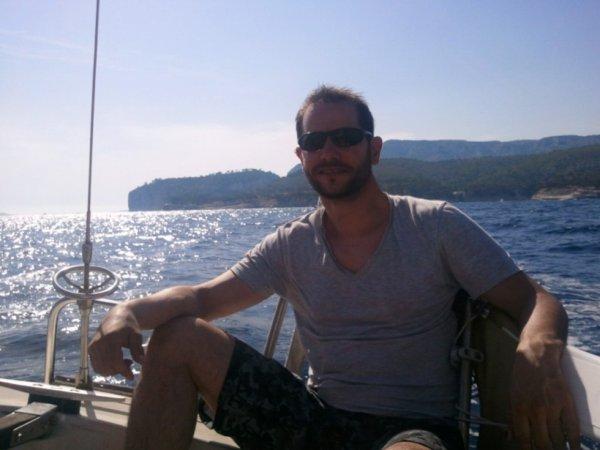 Ballade journée en mer à Cassis