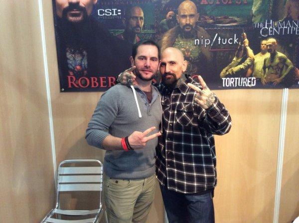 Convention tatouage à Toulouse 10 et 11 janvier 2015