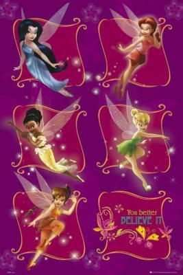 Clochette et ses amies bienvenu dans le monde fairique - Clochette et ses amies ...