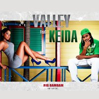 Big Bambam (single) / Valley feat Keida  - Big Bambam (2011)