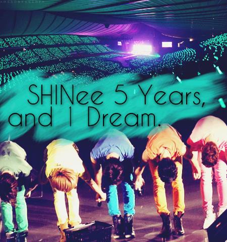 5 ans... Joyeux anniversaire à eux. Et un grand merci à ces cinq garçons. ♥