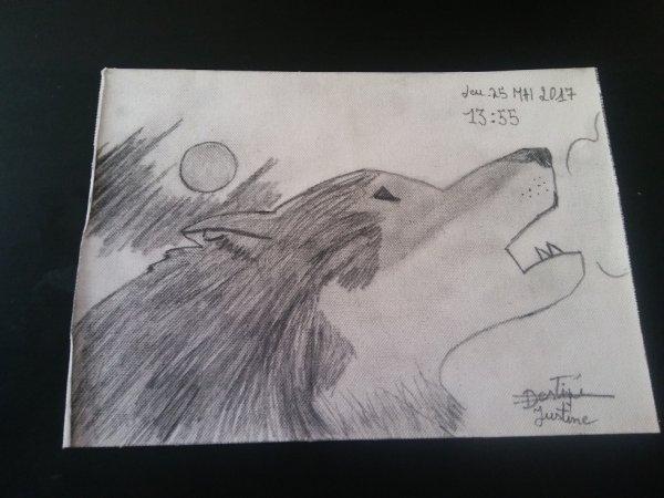 Le Loup de La ronde des Loups
