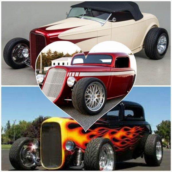 hot Rod je kiff cet voiture