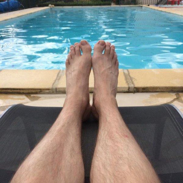 Douceurs de la piscine