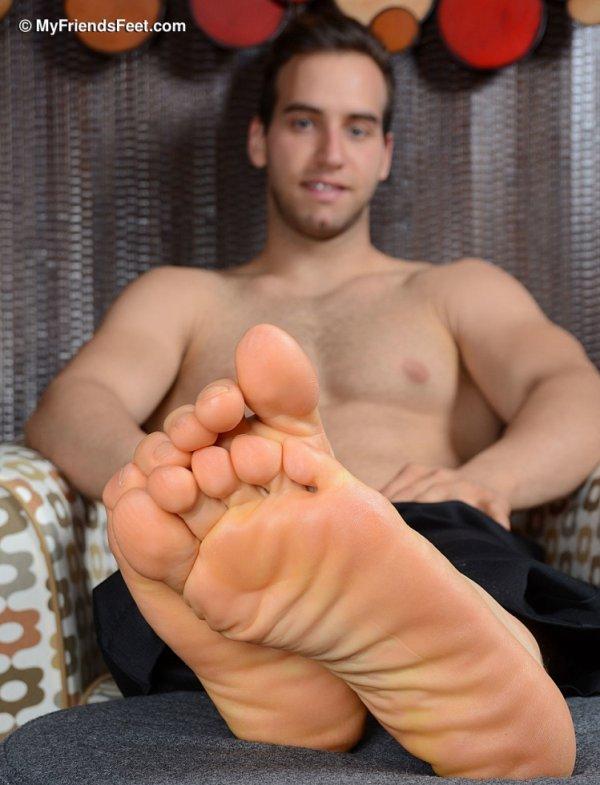 Douceur des pieds