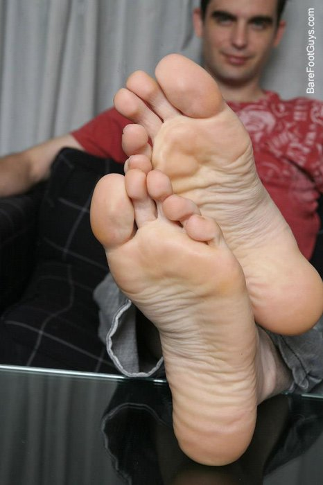 Le royaume des pieds