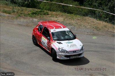 RALLYE DES VINS DE MACON 2011