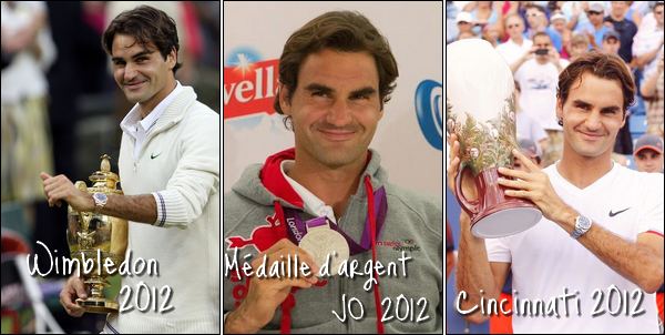 En ce 09 Septembre 2012 Rogi-Federer fête ses 4 ans