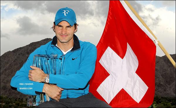 En ce 08 Août 2012 Roger Federer fête ses 31 ans