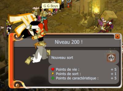 Sacrieur 200 !