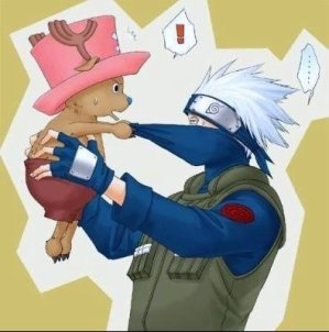 One shot Chopper et Kakashi