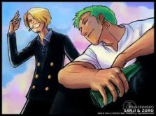 Zoro et Sanji - Un amour caché! (by Sayuri)