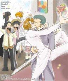 Zoro et Sanji - Un amour caché! (by Sayuri) - La suite